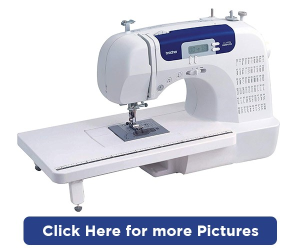 brother cs6000i computerized sewing machine reviews