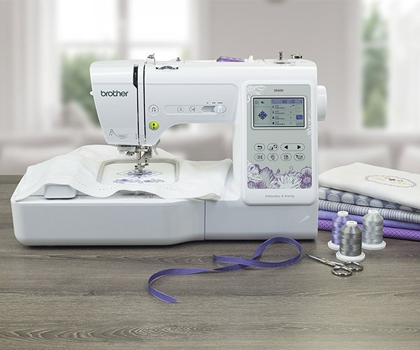 The best types of sewing and embroidery machines