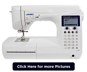 Juki HZL F600 Quit Pro Special Computerized Sewing Machine