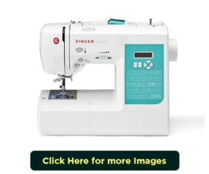singer 7258 stylist computerized sewing machine reviews