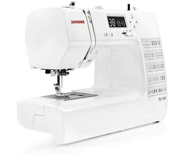 janome dc1050 computerized sewing machine reviews