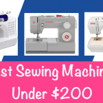 Best Sewing Machine Under 200