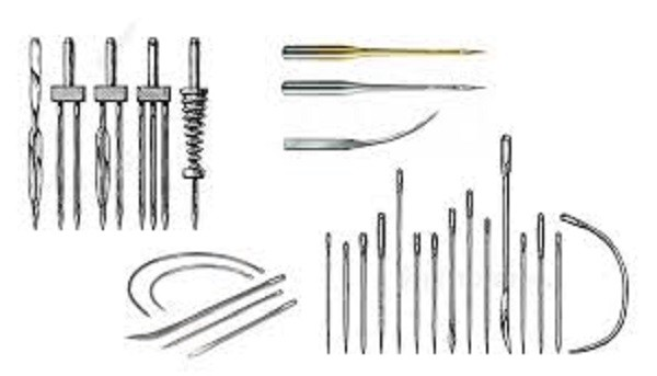 Different Types of Sewing Needles