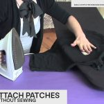 How To Attach Patches Without Sewing