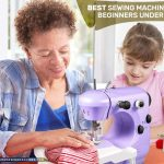 6 Best Sewing Machines For Beginners Under $50