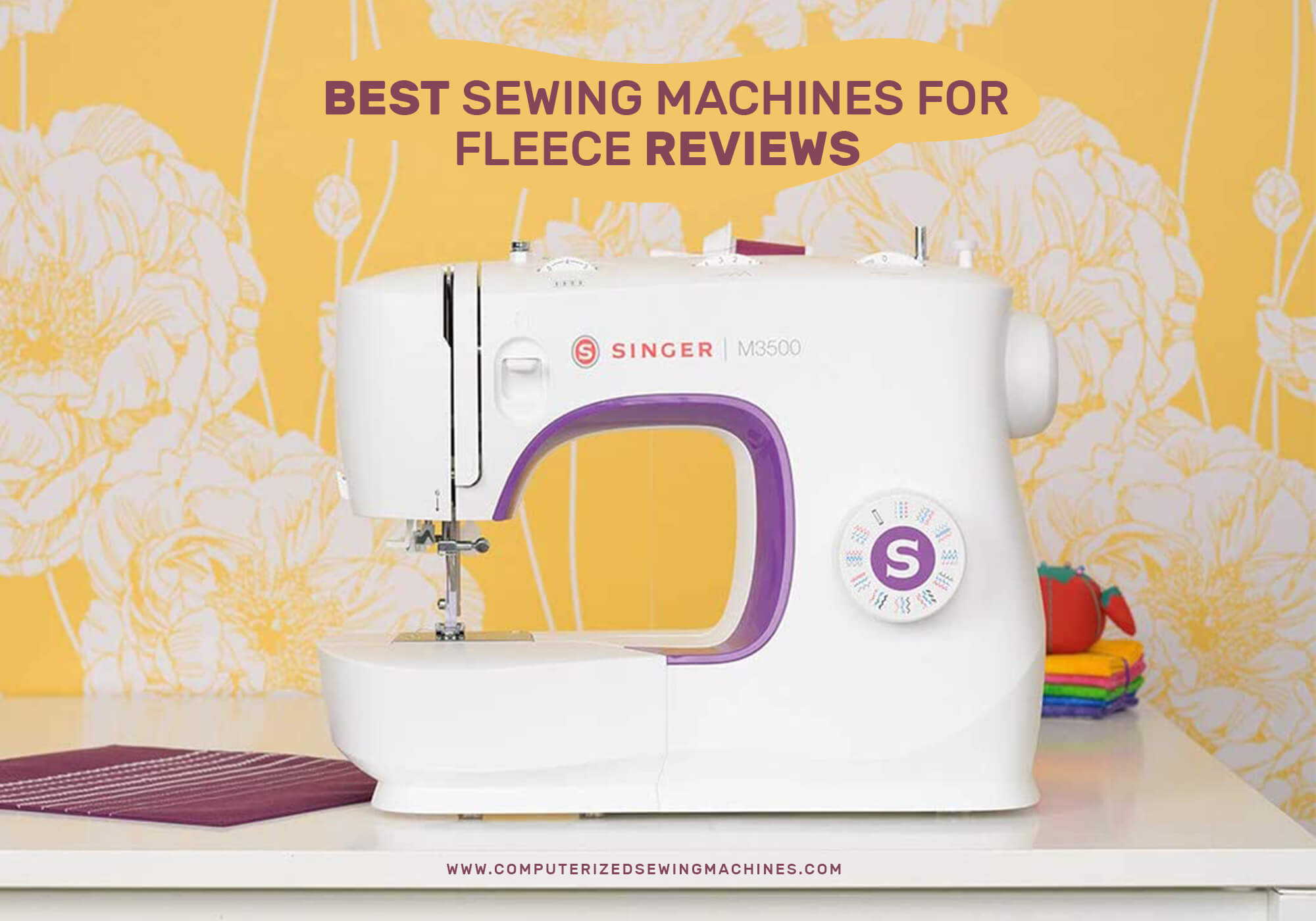 5 Best Sewing Machines for Fleece [Reviews]